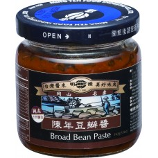Broad Bean Paste 陈年豆瓣酱